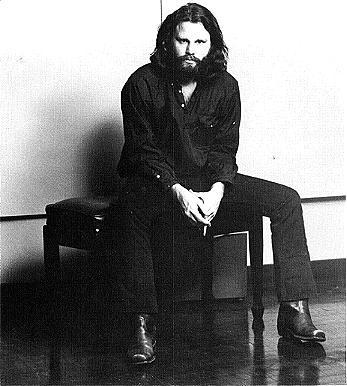 Jim Morrison, Dieu suprême du rock